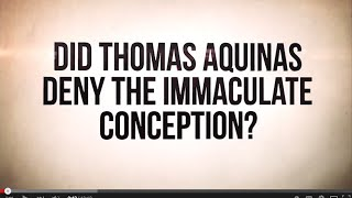 Did-Saint-Thomas-Aquinas-Deny-the-Immaculate-Conception