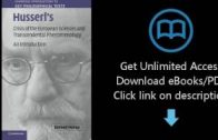 Download-Husserls-Crisis-of-the-European-Sciencesand-Transcendental-Phenomenology-An-Intro-P.D.F-attachment