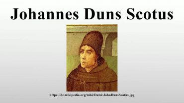 Johannes-Duns-Scotus-attachment