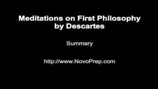 Meditations-on-First-Philosophy-by-Descartes-Summary