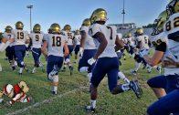 St Thomas Aquinas vs Dillard Panthers football highlights
