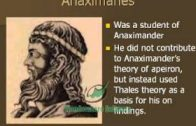The Pre-Socratic Philosophers