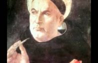 Thomas Aquinas   Part 1