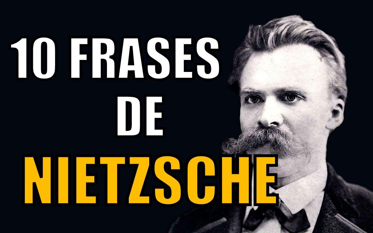 10 Frases De Friedrich Nietzsche Great Minds Tv Upvote Your Iq