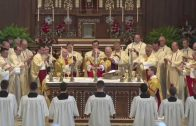 St. Thomas Aquinas – Mass of Dedication