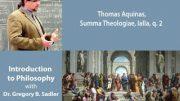 Thomas-Aquinas-Summa-Theologiae-Prima-Secundae-question-2-Introduction-to-Philosophy-attachment